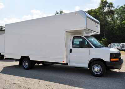 Chevrolet Sheet & Post Cab Over